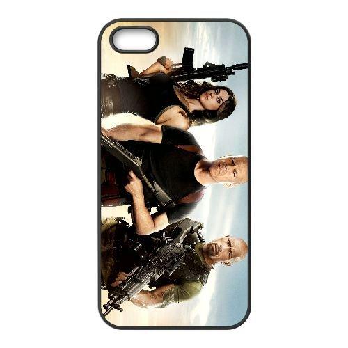 G.I coque iPhone 4 4S cellulaire cas coque de téléphone cas téléphone cellulaire noir couvercle EEEXLKNBC25158