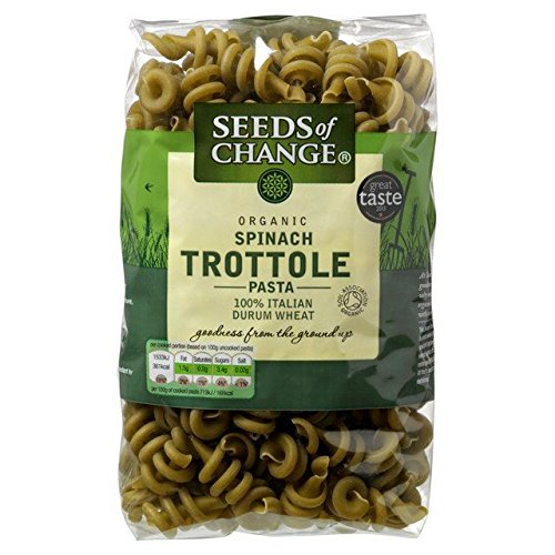 Seeds of Change Organic Trottole Pasta 500g - Seeds Of Change Salad