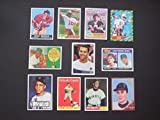San Francisco Giants, 49ers, Warriors Hero's and Hall of Famer (11 Card) Reprint Rookie Lot