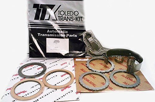 Ford C-6 C6 TRANSMISSION REBUILD KIT 1975-1996 --2WD + RAYBESTOS CLUTCH PACK TOLEDO TRANS KIT RAYBESTOS