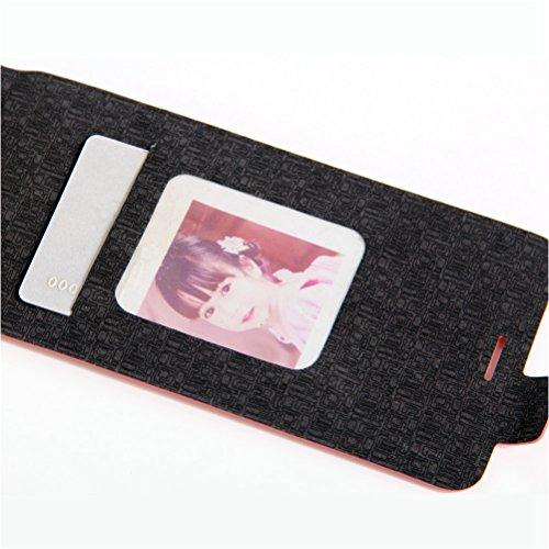 Funda Samsung Galaxy A9,Manyip Caja del teléfono del cuero,Protector de Pantalla de Slim Case Estilo Billetera con Ranuras para Tarjetas, Soporte Plegable, Cierre Magnético F