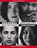 Abnormal Psychology : An Integrative Approach, Barlow, David H. and Durand, V. Mark, 0534581501