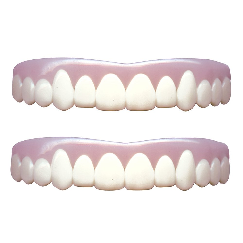 (Set/2) Natural Imako Cosmetic Custom Teeth (Large) - Smile With Confidence
