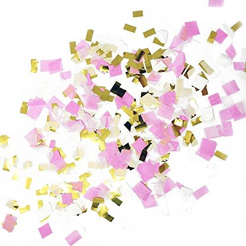 Premium Shredded Squares Tissue Confetti product image