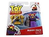 Toy Story Action Links Buddy Packs - Zurg Robot & Blaster Zurg