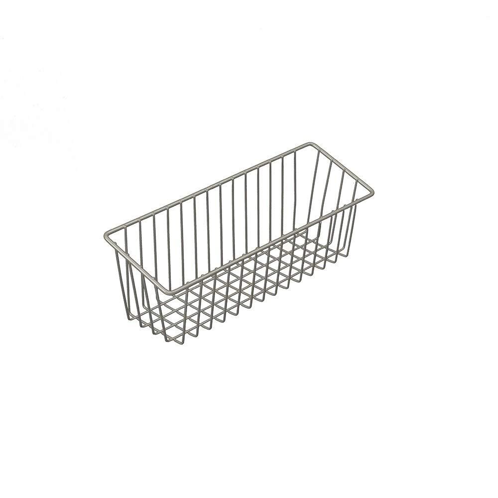 Organized Living Nickel Simple Basket
