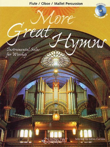 More Great Hymns: Flute/Oboe