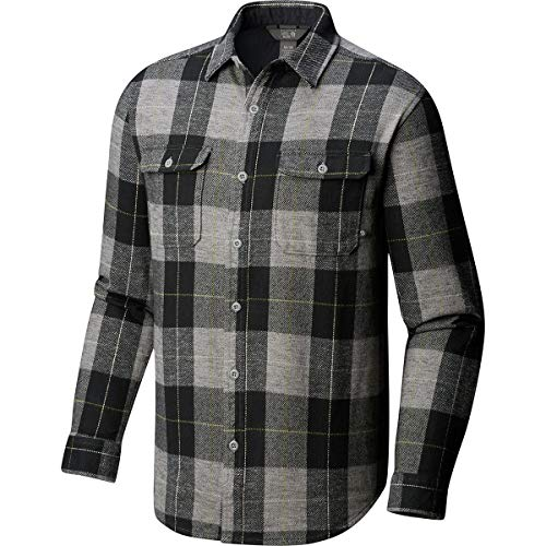 Mountain Hardwear Walcott Shirt - Men's Manta Grey, ()