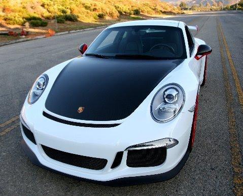 Amazon.com: Porsche 991 GT3 Body Kit for Porsche 991 Carrera Models: Automotive