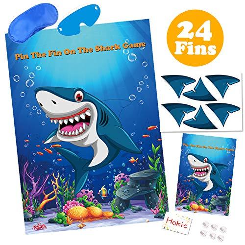 unique ocean shark party supplies - 7