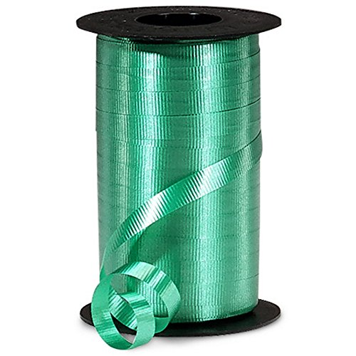 Emerald Curling Ribbon 3/8