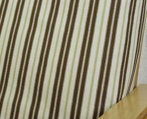 Hampton Daybed (Hampton Stripe Espresso Daybed Cover Twin 142)