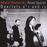Quartets 1 & 13 by Renoir Quartet (2010-05-11)