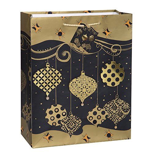 Large Gold Ornaments Holiday Gift