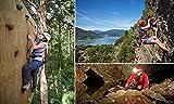 NewDoar Climbing Harness,Professional