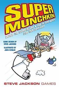 Steve Jackson Games Super Munchkin