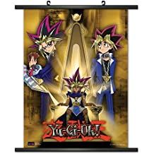 CWS Media Group Officially Licensed Yu-Gi-Oh! Wall Scroll Poster 32 x 44 Inches