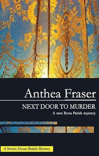 book cover of Next Door to Murder