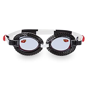 03bf335fc7f Disney Store Cars Lightning McQueen Swim Goggles for Kids by Disney   Amazon.co.uk  Sports   Outdoors