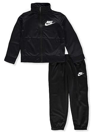 san francisco bfcf4 5dec7 Nike Boys  2-Piece Tricot Tracksuit Pants Set Outfit - Black, ...