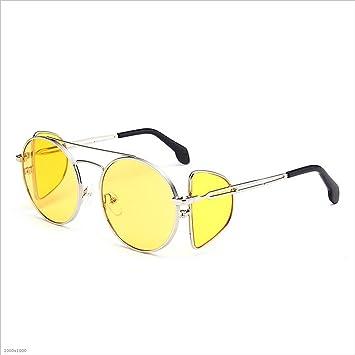 Aszhdfihas Gafas de Sol para Mujer Gafas de Sol con Montura ...