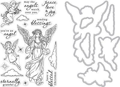 Angels Stamp Set - 5