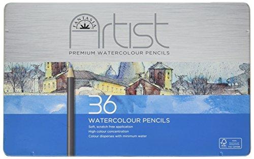 Fantasia Premium Watercolor Pencil 36pc