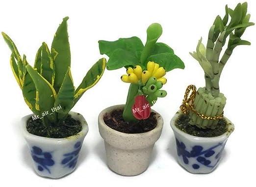 Dollhouse Miniature Plant Fertilizer