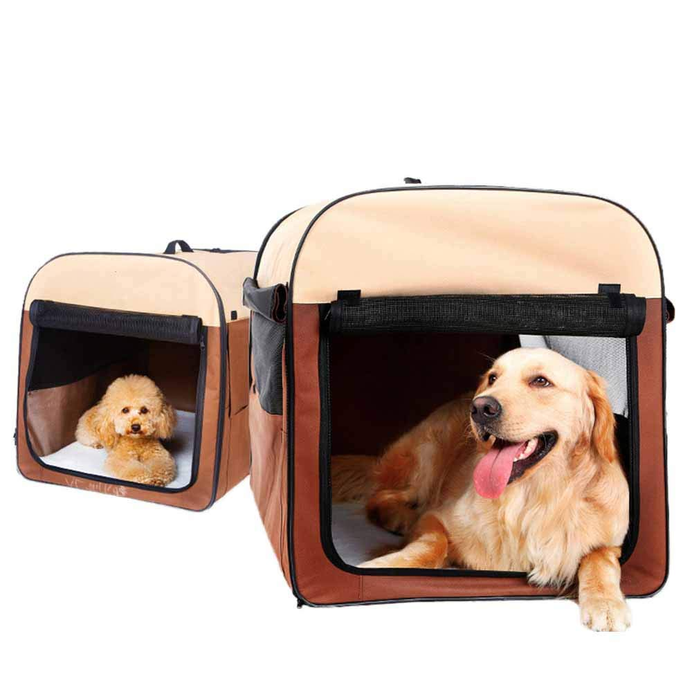 755055 ACLBB Foldable pet house, cotton velvet pet sleeping bag, large capacity tent, suitable for winter and summer,75  50  55