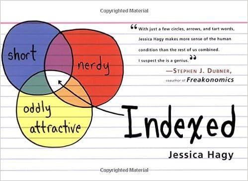 Indexed Jessica Hagy 9780142005200 Amazon Com Books