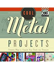 Cool Metal Projects:: Creative Ways to Upcycle Your Trash into Treasure