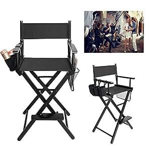 Amazon.com: Silla profesional de dirección, silla plegable ...