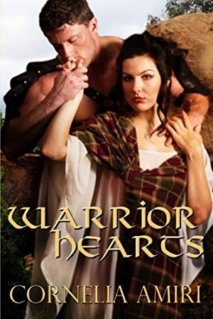 book cover of Warrior Hearts