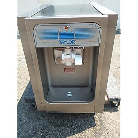 TAYLOR 152 SERIAL J3112325 1PH AIR Soft Serve Frozen Yogurt Ice Cream Machine