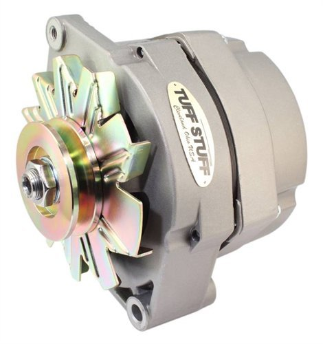 TUFF-STUFF 7127D12 GM alternator 100 amp 1-wire or OEM as cast 1 ()