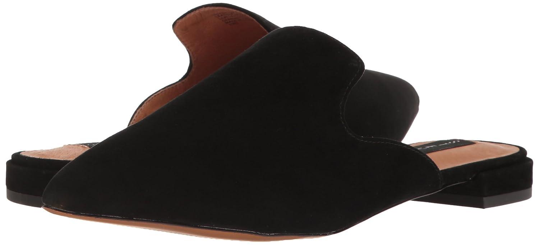 Mocasines Valent Slip-on para mujer, ante negro, 6 m US: Amazon.es: Zapatos y complementos