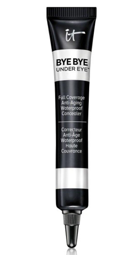 It Cosmetics Bye Bye Under Eye Full Coverage Concealer, Medium Tan, 0.28 fl oz.