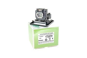 Lámpara de proyector ET-LAE4000 para PANASONIC PT-AE4000 / PT-AE4000U / PT-AE4000E Proyectores, Alda PQ módulo de la lámpara con la caja