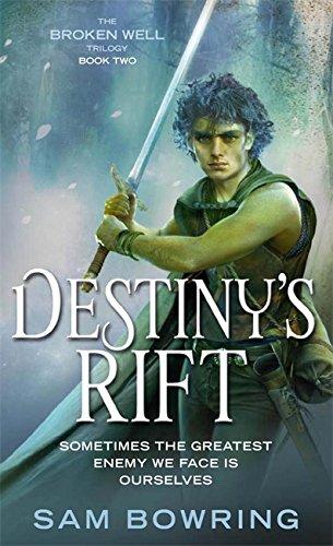 book cover of Destiny\'s Rift