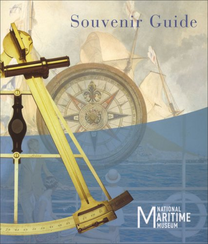 National Maritime Museum Souvenir Guide