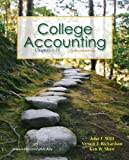 Loose-Leaf College Accounting Chapters 1-14, Wild, John and Richardson, Vernon, 0077404017