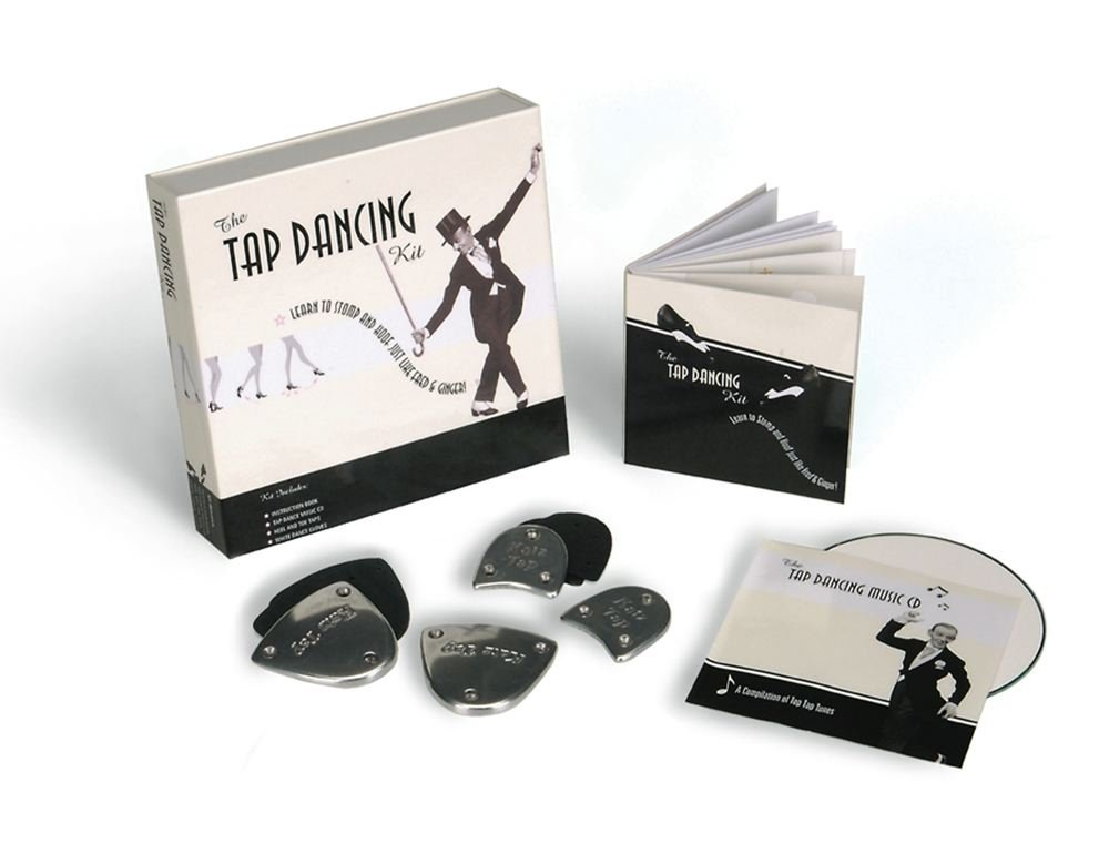 The Tap Dancing Kit: Learn to Stomp and Hoof Just Like Fred & Ginger! with Other and CD (Audio) and