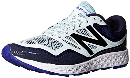 Running New Gobi Foam Balance Navy Shoe Women's Fresh Blue Trail light YqZq4fgx