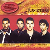 Ekhymosis, Juan Esteban ( CD+DVD)