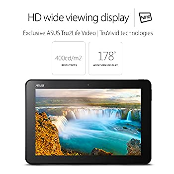 Asus Transformer Book T101ha-c4-gr 10.1-inch 2-in-1 Ultraportable Laptop With Intel Core X5 1.44 Ghz 4gb 64gb Hd Windows 10 Touchscreen, Gray 2