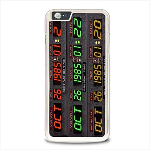 Coque,Time Circuits Back To The Future Case Cover For Coque iphone 5 / Coque iphone 5s