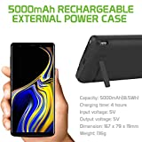External Battery, High Power Bank 5000mAh