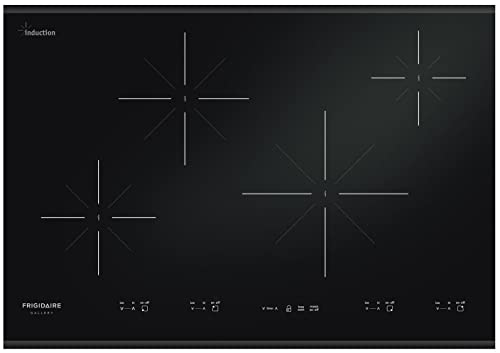 Frigidaire FGIC3067MB Gallery 30 Black Electric Induction Cooktop