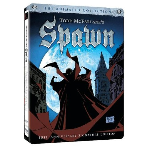 SPAWN 10TH ANNIVERSARY GIFT SET ()