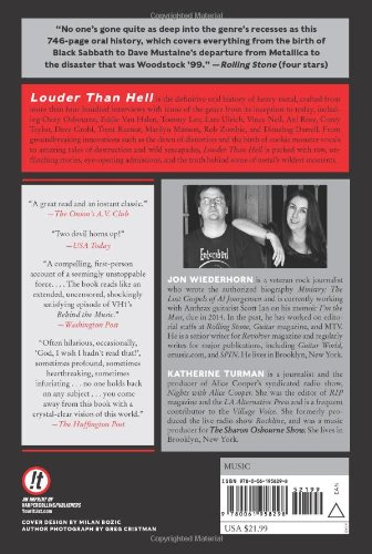 Louder Than Hell Pdf